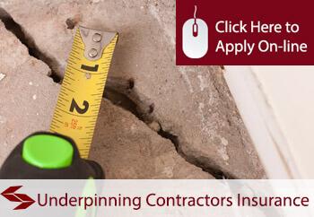 self employed underpinning contractors liabilityinsurance