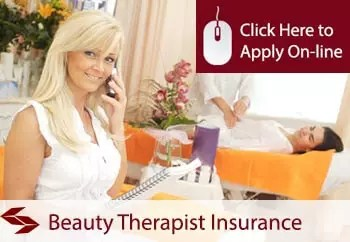 insurance for a self employed beauty therapist