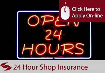 24 Hour Shop Insurance
