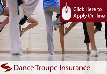 self employed dance troupes liability insurance