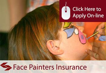 Face Painters Liability Insurance