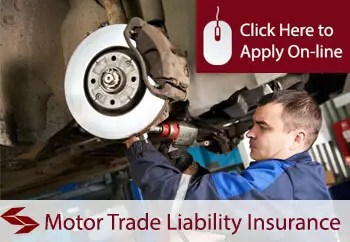 Motor Trade Garage Services Liability Insurance