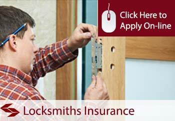 Self Employed Locksmiths Liability Insurance