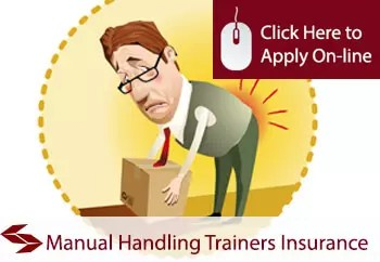 Manual Handling Trainers Professional Indemnity Insurance