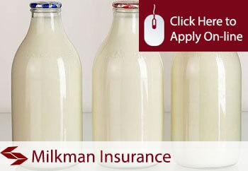Milk Delivery Roundsmen Liability Insurance