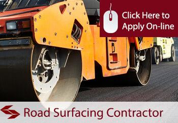 Road Surfacing Contractors Public Liability Insurance