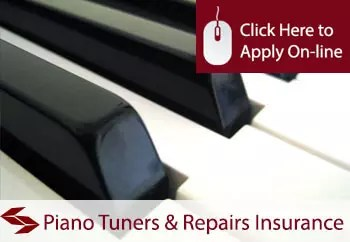 self employed piano tuners and repairers liability insurance