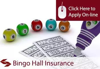 Bingo Hall Shop Insurance
