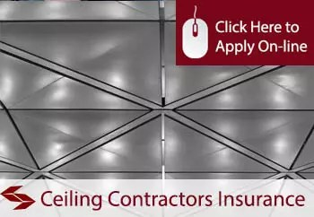 Ceiling Contractors Tradesman Insurance