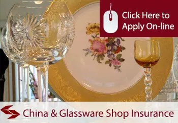 China and Glassware Shop Insurance