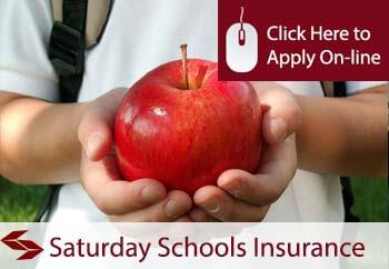 Saturday Schools Liability Insurance