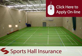 sports halls insurance