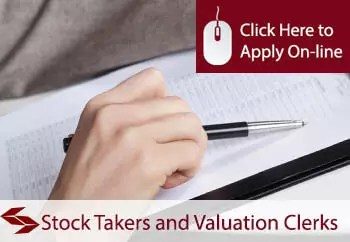 stocktaking and valuation clerks insurance