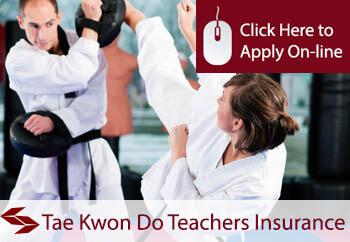 Tae Kwon Do teachers insurance