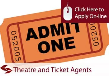 self employed theatre and ticket agents liability insurance
