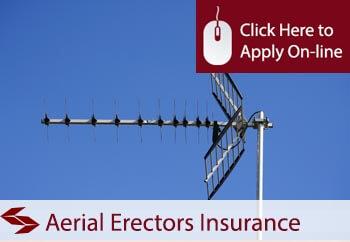 aerial erectors insurance