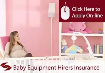 self employed baby equipment hirers liability insurance