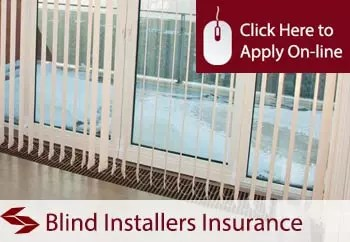 Blind Installers Public Liability Insurance