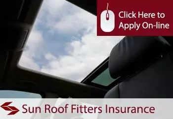 sun roof fitters insurance