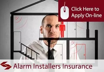 alarm installers tradesman insurance