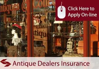 self employed antique dealers liability insurance