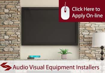 audio visual equipment installers insurance