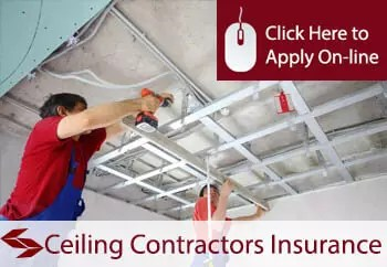 Self Employed Ceiling Contractors Liability Insurance