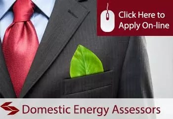 Domestic Energy Assessors Professional Indemnity Insurance