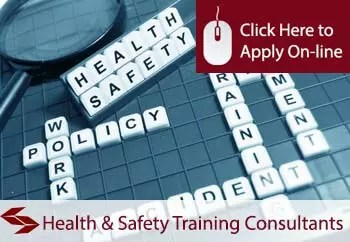 health and safety training consultants insurance