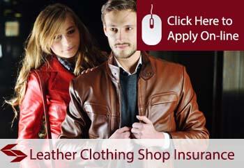 Leather Clothing Shop Insurance