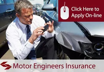 Motor Engineer Professional Indemnity Insurance