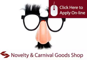 Novelty and Carnival Goods Shop Insurance