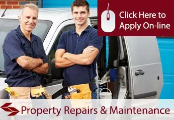 tradesman insurance for property maintenance and repairers