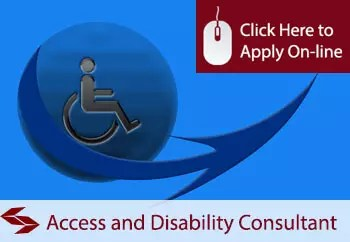 self employed access and disability consultants liability insurance