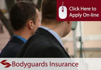 self employed bodyguards liability insurance