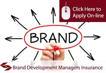 Brand Development Managers Liability Insurance