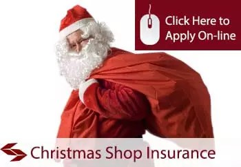 Christmas Shop Insurance