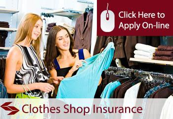 Clothes Shop Insurance