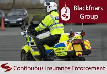 what is continuous insurance enforcement?