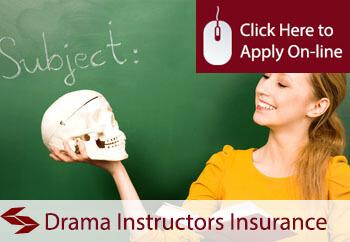 self employed drama instructors liability insurance