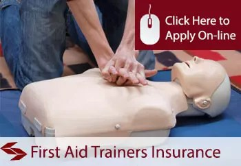 self employed first aid trainers liability insurance