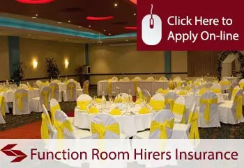 self employed function room hirers liability insurance