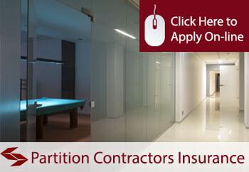tradesman insurance for partition contractors