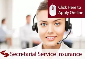 Secretarial Service Professional Indemnity Insurance