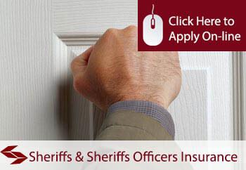 self employed sheriffs and sheriffs officers liability insurance