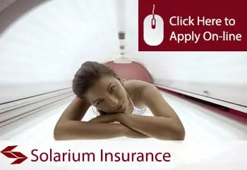 Solarium Shop Insurance