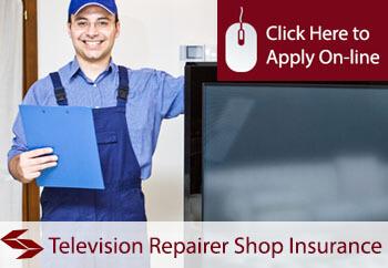 Television Repairer Shop Insurance