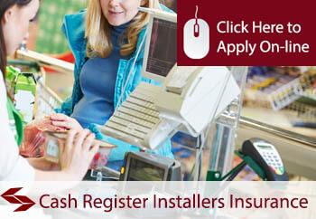 self employed cash register installers liability insurance