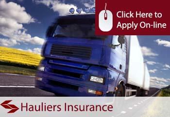 self employed hauliers liability insurance