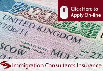 Immigration Consultants Professional Indemnity Insurance